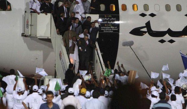 actu-monde-Abdel Basset al Megrahi (Lockerbie) accueilli en héros en Libye--