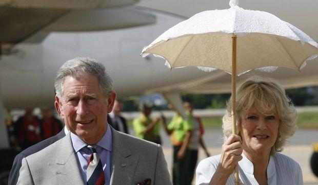 actu-monde-Le prince Charles et Camilla au Brésil--