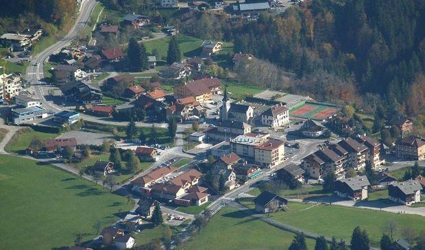 actu-societe-Saint-Jean-de-Sixt (Haute-Savoie)--