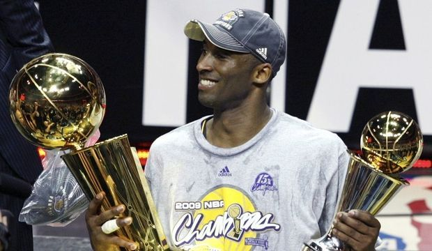 actu-sports-Kobe Bryant champion--