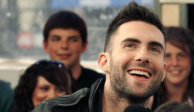Adam Levine (maroon 5)-