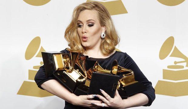 Adele Grammy Awards-