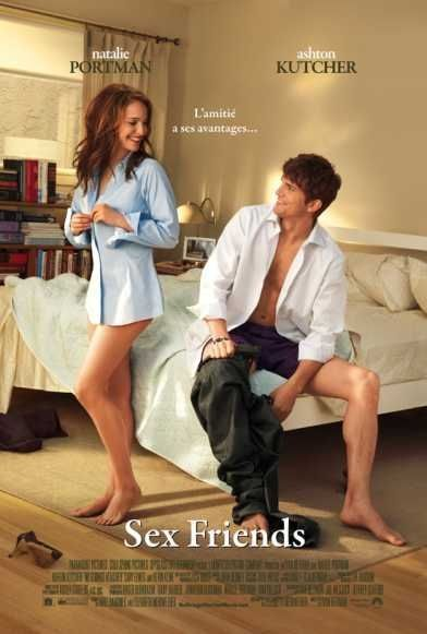 affiche de «Sex Friends», d'Ivan Reitman -