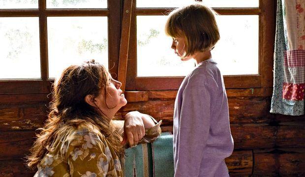Agnès Jaoui et Juliette Gombert (Du vent dans mes mollets)-