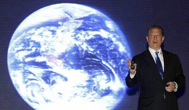 Al Gore visite Manille-