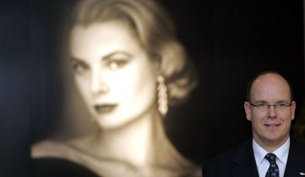 Albert de Monaco et Grace-