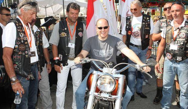 Albert Monaco Harley Davidson-