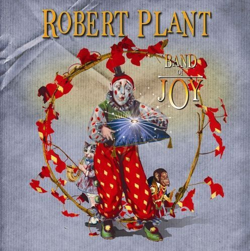 Album Robert Plant-