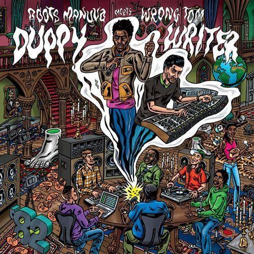 Album Roots Manuva-