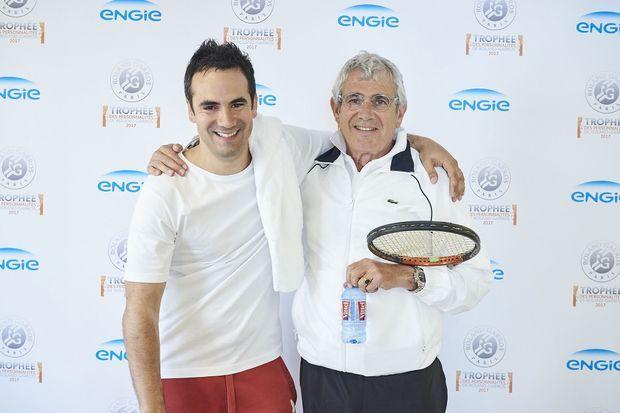 Alex Goude et Michel Boujenah