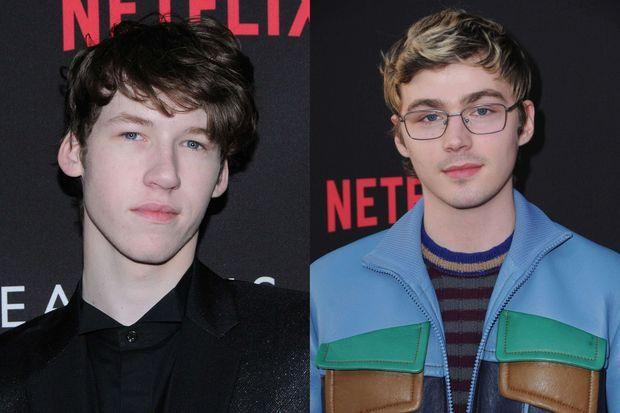 Tyler (Devin Druid) et Alex (Miles Heizer)