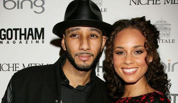 Alicia Keys Swizz Beatz-