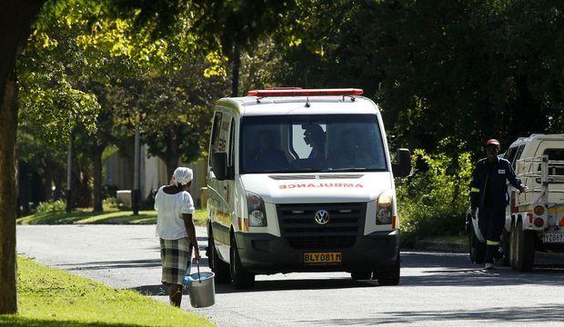 Ambulance Mandela