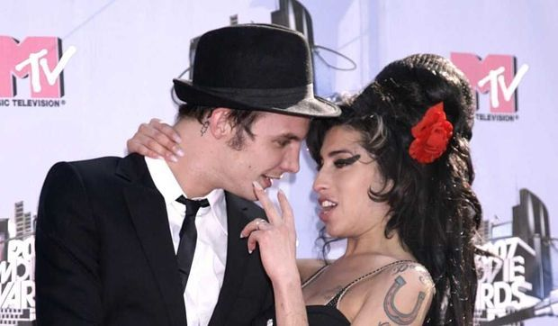 Amy Winehouse et Blake Fielder-Civil-