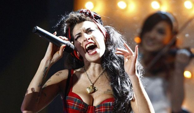 Amy Winehouse-