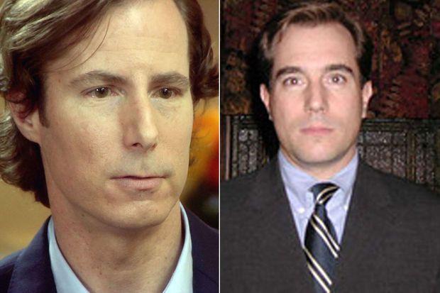 Andrew et Mark Madoff, les deux fils de l'escroc américain.