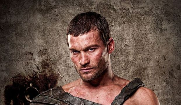 Andy Whitfield Spartacus-