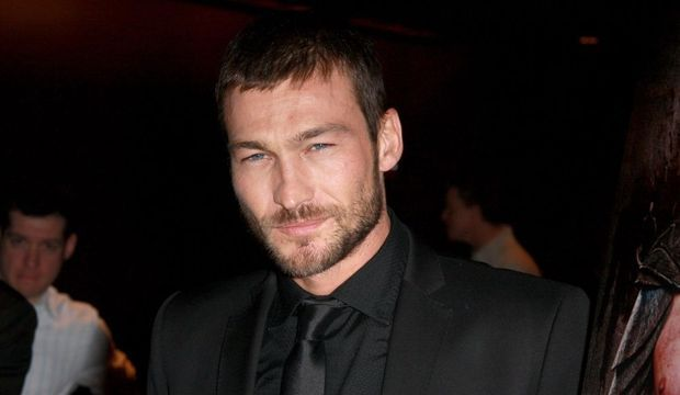 Andy Whitfield -