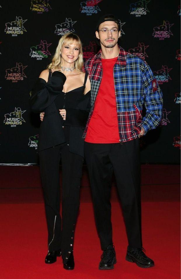 Avec son frère, Roméo Elvis, à Cannes en novembre 2019.