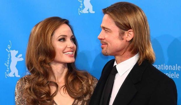 Angelina-Jolie-et-Brad-Pitt-