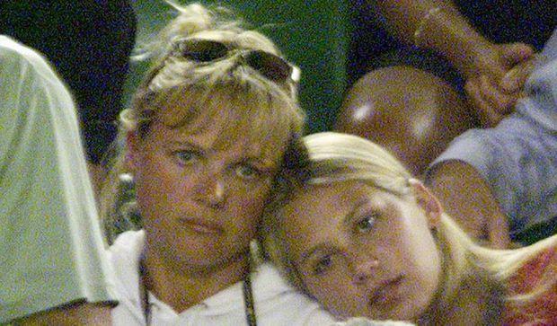 anna kournikova et sa mère-