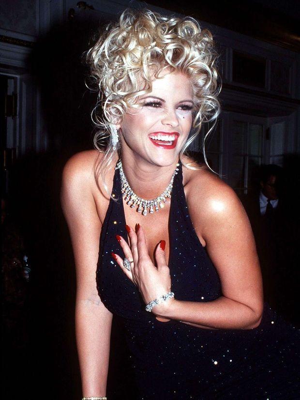 Anna Nicole Smith rêvait de célébrité