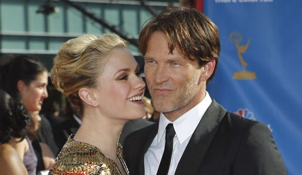 Anna Paquin Stephen Moyer-