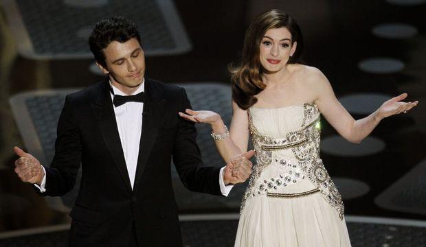 Anne Hathaway James Franco-