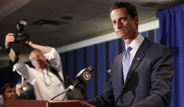 Anthony Weiner-