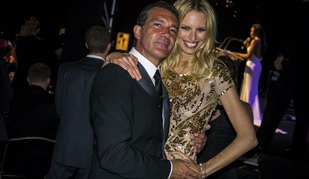 Antonio Banderas et Karolina Kurkova-