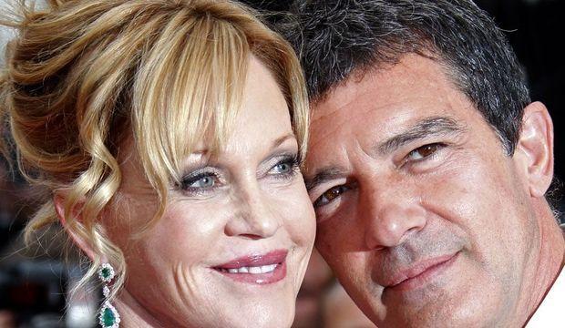 Antonio Banderas Melanie Griffith-