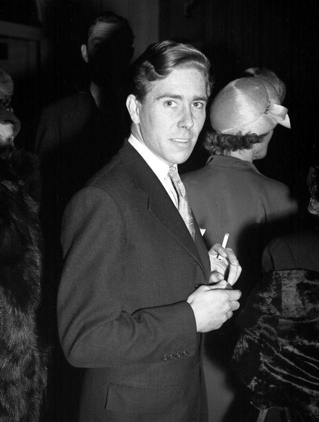Antony Armstrong-Jones, le 21 octobre 1957