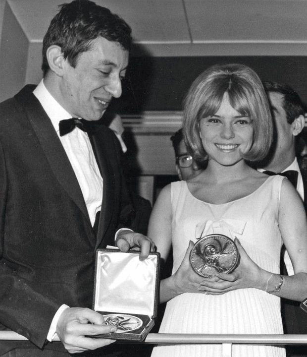 Après le concours de l'Eurovision à Naples, en 1965