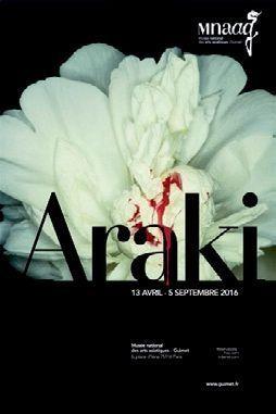 « Araki », au musée Guimet, jusqu'au 5 septembre.