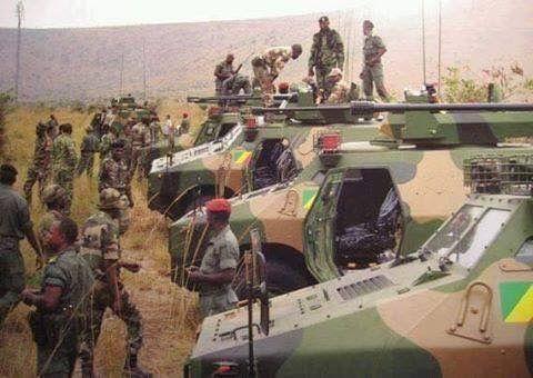 La région du Pool serait assiégée par l'armée depuis plusieurs mois