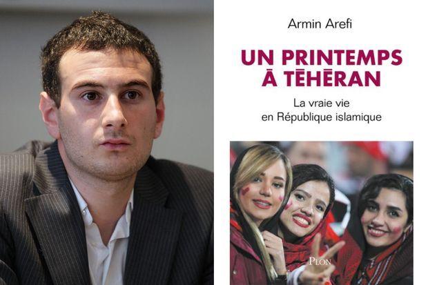 Le journaliste Armin Arefi.