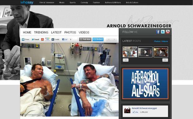 Arnie Schwarzie-