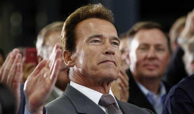 Arnold Schwarzenegger-