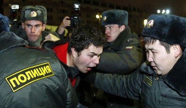 Arrestation Opposant Russie-