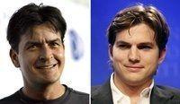 Ashton-Kutcher-et-Charlie-Sheen_scan_photo-