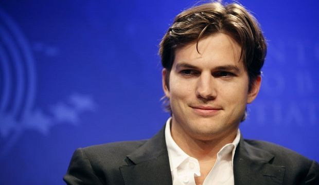 Ashton Kutcher -
