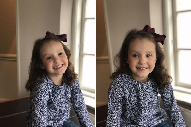 La princesse Athena de Danemark, photos officielles de ses 5 ans le 24 janvier 2017