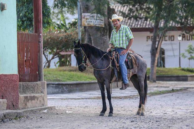 Au hasard du Honduras, d'une rue à l'autre : la vie y est belle dans sa simplicité