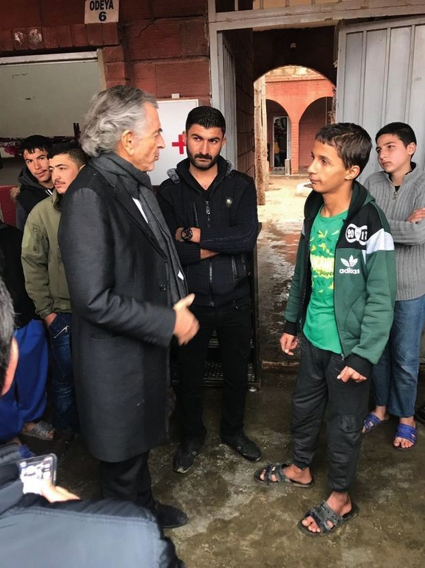Au Rojava, au Houri Centre, Le Centre de Réhabilitation de Qamishli pour les orphelins de Daech.
