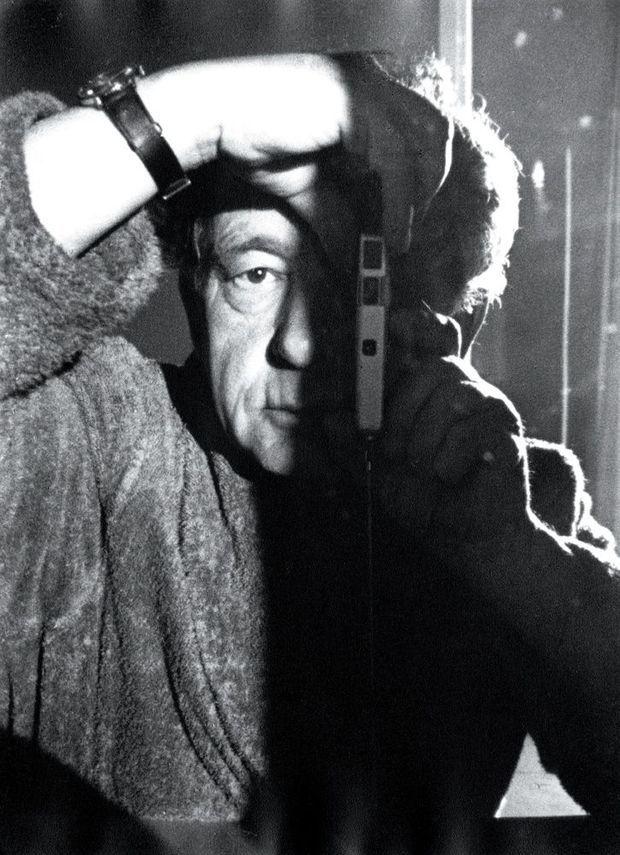 « Autoportrait », 1966.