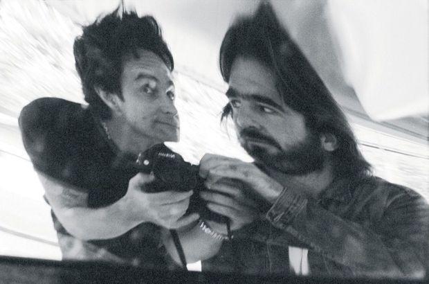 Autoportraits, par Eric Cantona et Richard Aujard