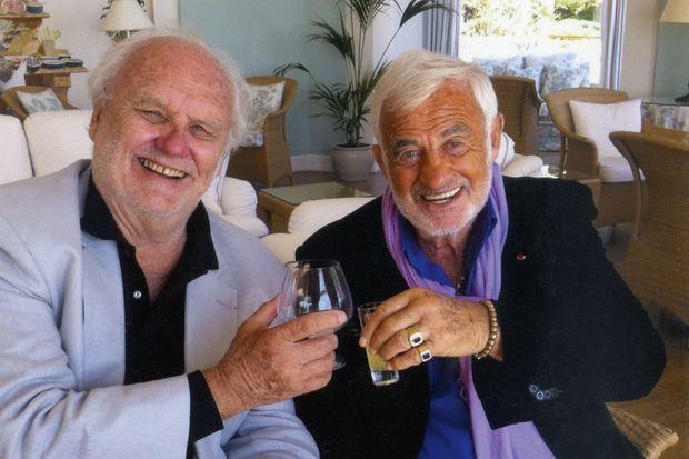 Avec Christian Brincourt, ancien grand reporter à TF1, une amitié de vingt ans