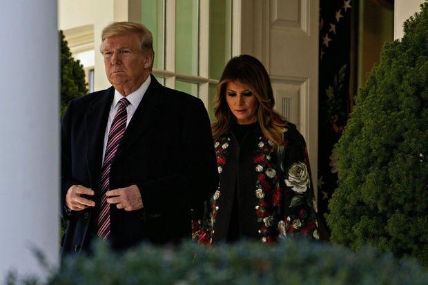 Avec Donald Trump, le 25 novembre