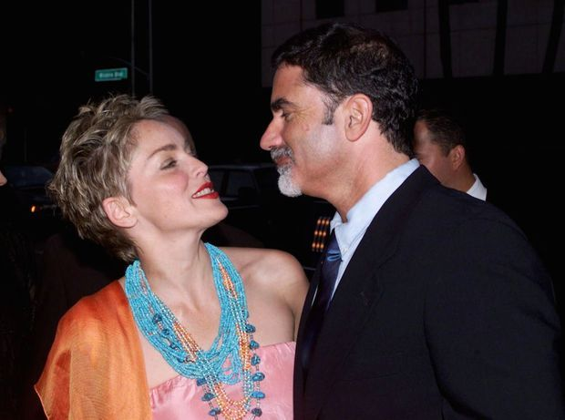 sharon stone phil bronstein