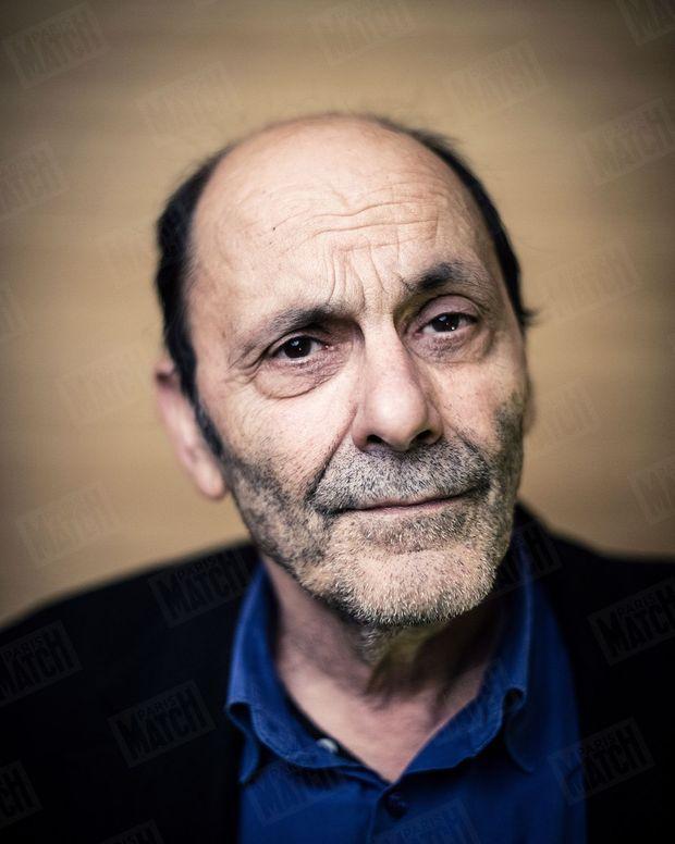 Jean-Pierre Bacri pour Paris Match, décembre 2015.